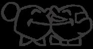 Residència d'avis Sagrada Família Logo